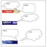 Brand discussion bubble