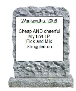 Obituary for Woolworth in the UK