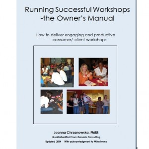 All you need to run successful workshops